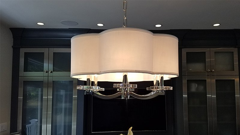 Dining Room Lighting; Eating/Nook Area Lighting & Electrician Photo Gallery: Gaudet Electric LLC